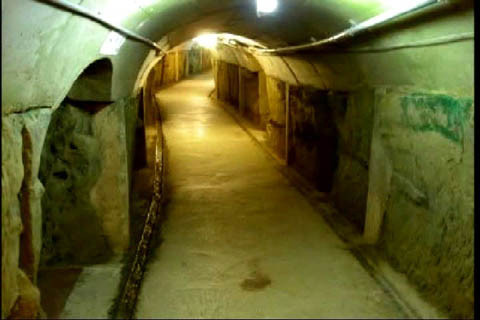 Tunnels in Dulce Base from Thomas Costello (leaked)