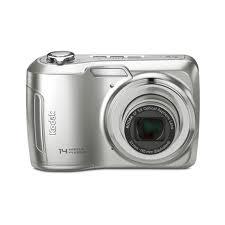 The Kodak C195 in silver.