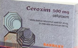 Ceroxim 500mg Tablets
