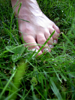 Cure Athlete's Foot Without Medications
