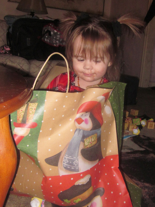 In the end, the best present in a happy, healthy baby - but it never hurts to have extra in preparation.
