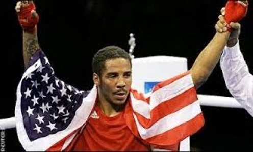 Andre Ward has an amateur record of 115-5 and he is the 2004 Light heavyweight Olympic gold medal winner. Ward easily dominated his competition in the Olympic games.