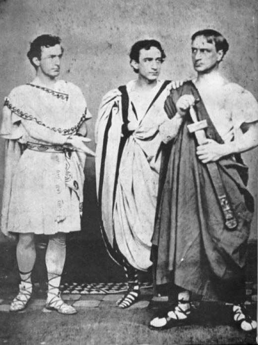 The play Julius Caesar