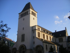 Sacred Heart Church, Luxembourg City