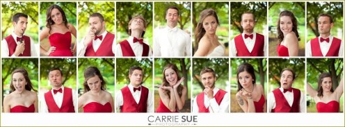 Our Wedding Party, Carrie Sue Photography  http://www.carriesuephotography.com/