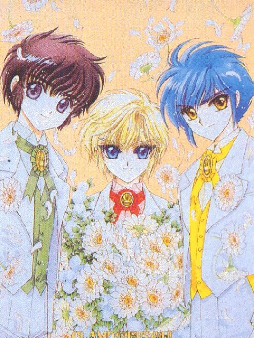More from Clamp