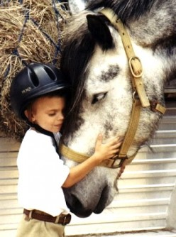 Horse Therapy For People of All Ages With Special Needs