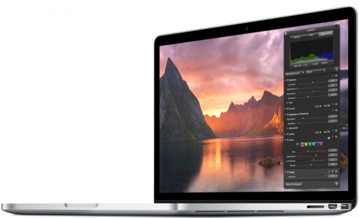 A power-horse Macbook Pro; a laptop for professionals