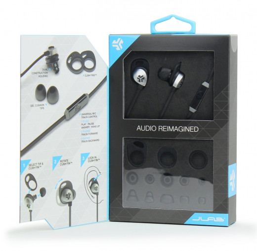 JLAB Earbuds(Package)