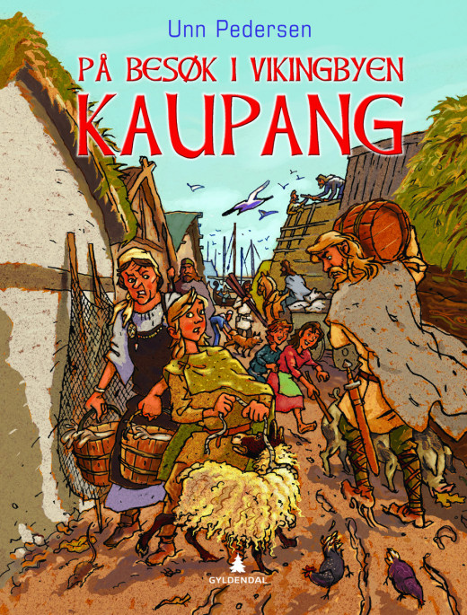 'On a Visit in the Viking Town of Kaupang' by Unn Pedersen - interesting way of learning Norwegian (not a great deal different to Danish)