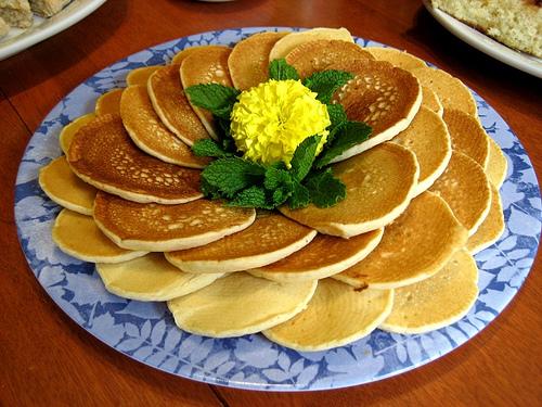 Dollar Pancakes
