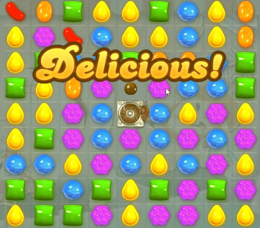 How to become great at playing Candy Crush