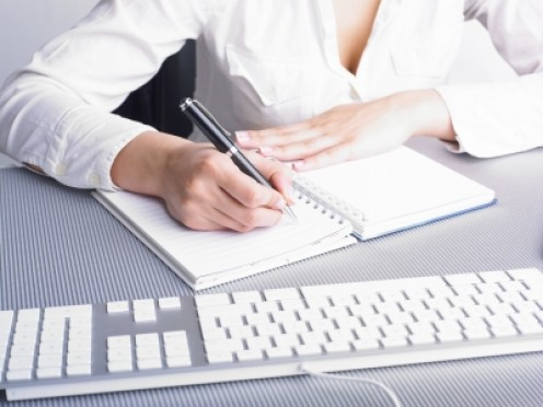 Integrating note taking with your business practices is a great habit to learn