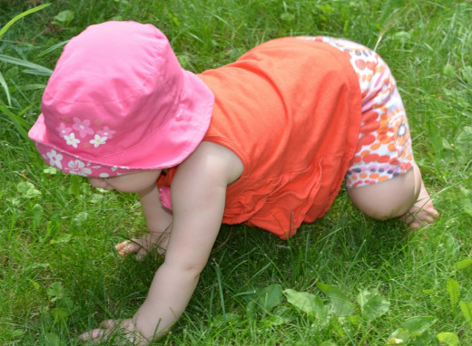 Primitive reflexes are important for development