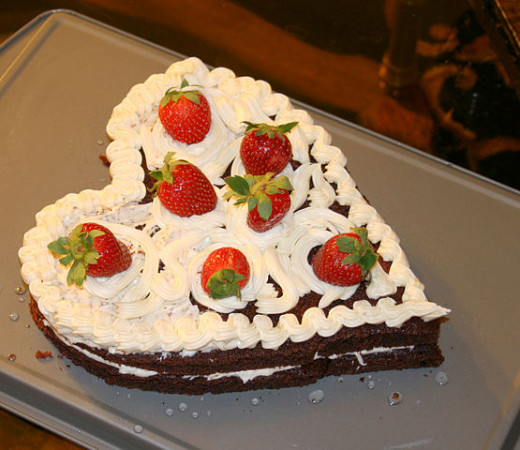 Remember with some effort, you can achieve a lovely dessert that looks amazing.
