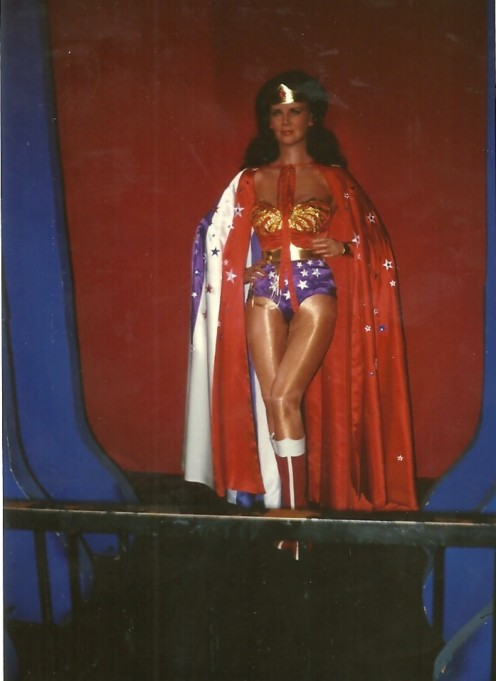 Wonder Woman (TV Series 1975–1979) Lynda Carter