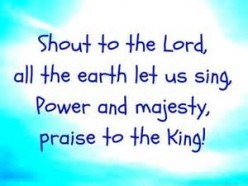 All Majesty to Christ our King (Poem)