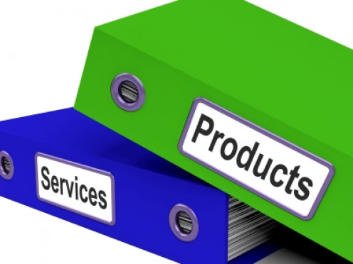 Great ideas are behind all good products & services