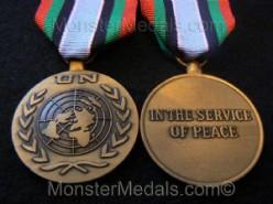 UNAMIR medal