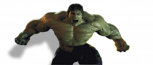 Hulk, owned by Marvel Entertainment Group, Inc.