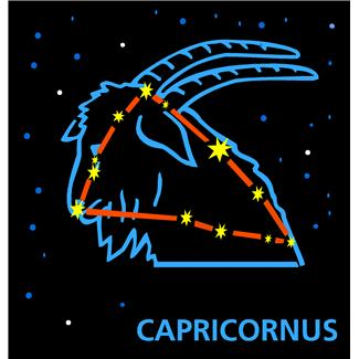 Though Capricorn is generally recognized between Dec. 21st and Jan. 20th, the sun is now actually found in Sagittarius for most of this time.