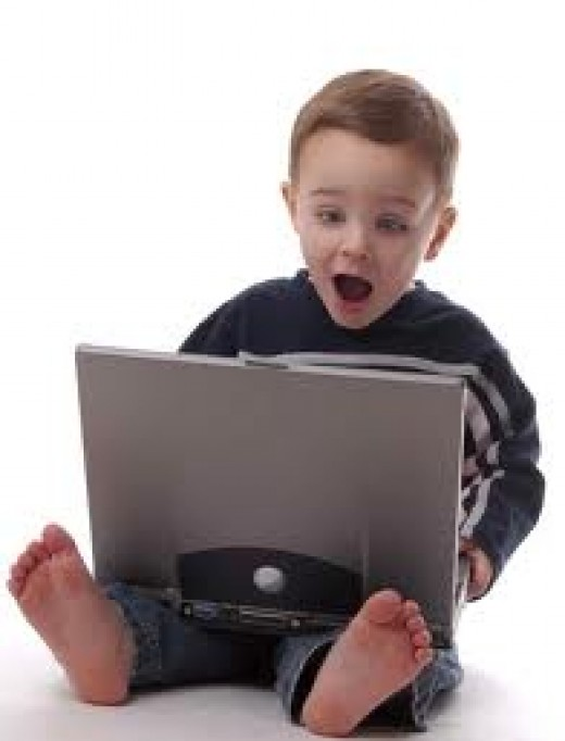 When kids are encouraged to de research, especially after seeing something they like, they develop their Earth Personality.