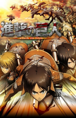 7 Anime like Shingeki no Kyojin (Attack on Titan)