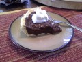 Easy Peasy Chocolate Pudding Pie