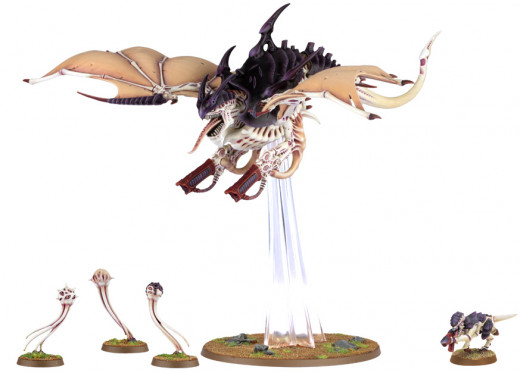 Tyranid Harpy Review 6th Edition