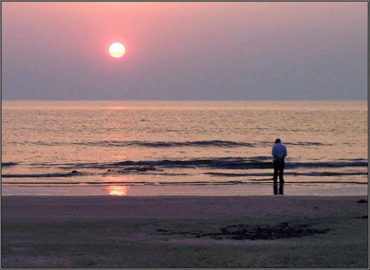 Solitude from Prathamesh Pavaskar flickr.com