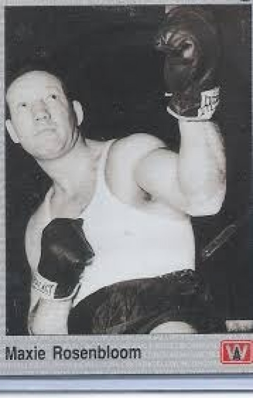 Slapsie Maxie Rosenbloom was a great light heavyweight with a light punch but a great skill set.