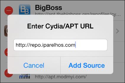 The iParelhos repository