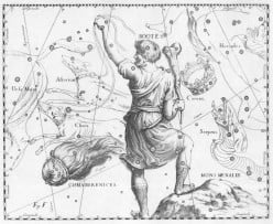 The Constellation Bootes: Stars and Mythology