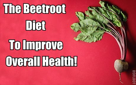 Beetroot caption by nell rose