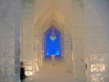 Quebec's Ice Hotel