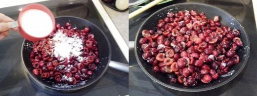 Step Five: Now add your sugar, Step Six: Mix all of your ingredients together