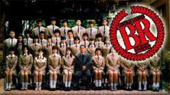 How Fukasaku's 'Battle Royale' mirrors existing Japanese anxieties.