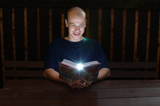 Reading fiction will help divert your attention from negative people and make you more creative. For all you know, you might come up with the next invention to revolutionize the world!