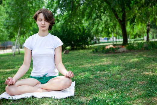 Make meditation a daily habit and you will find it to be extremely beneficial. Choose the right spot: one that is quiet and free from disturbances. The more you meditate, the better you will get at it.