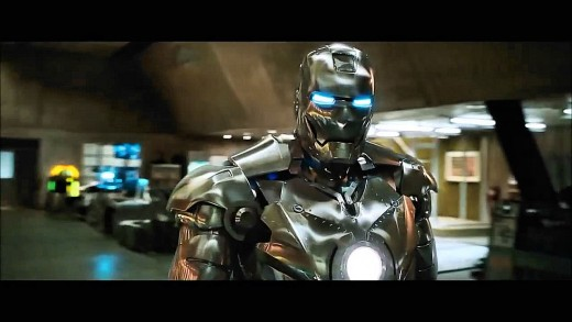 Photo from: Paramount Pictures, Marvel Enterprises, Marvel Studios. Ironman -2008.