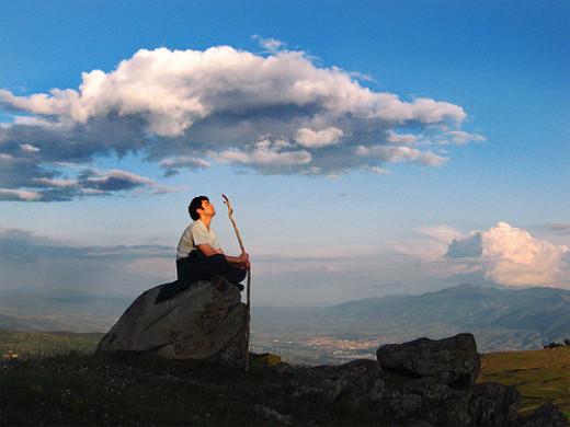 Higher state of consciousness from Tosho Bozhinov flickr.com
