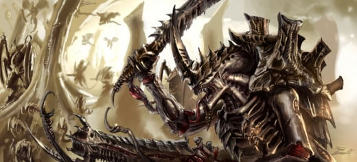 Tyranid Codex Review 6th Edition