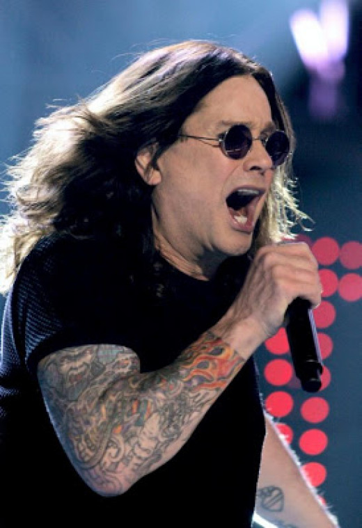 Ozzy Osbourne, rockstar and reality TV personality, he's better known as the Godfather of Heavy Metal