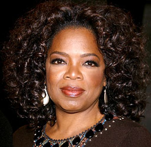 Oprah Winfrey, talk show host and life coach, best-known for the Oprah Winfrey talk show, and now the OWN network