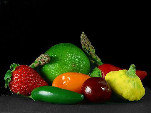 Flavonoid rich foods photo