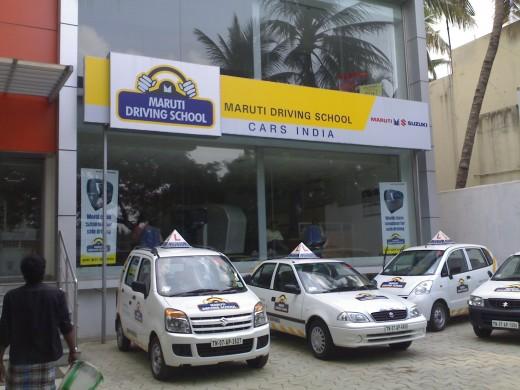Maruti Service Center