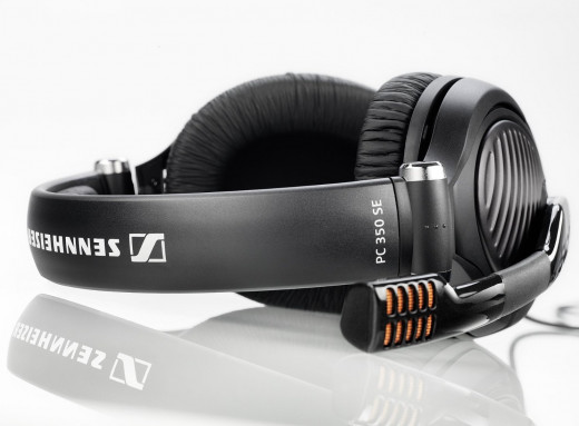 Sennheiser PC 350 Gaming Headset(High Performance special edition headphone)