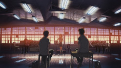 Anime Reviews: The Place Promised in Our Early Days