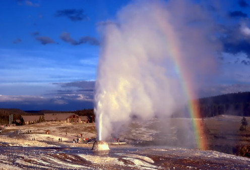 Yellowstone National Park: Wyoming, Montana, Idaho