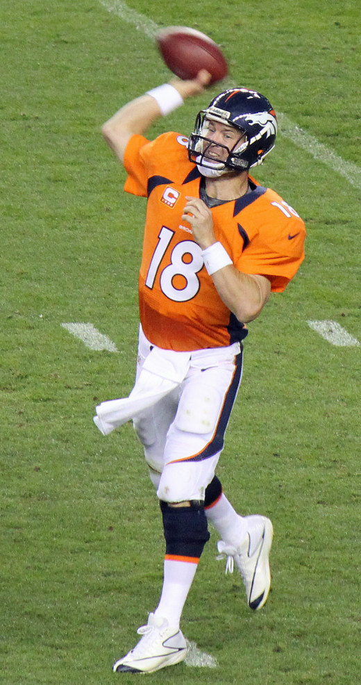 Peyton Manning is the only player on our list to lead two different teams to the Super Bowl